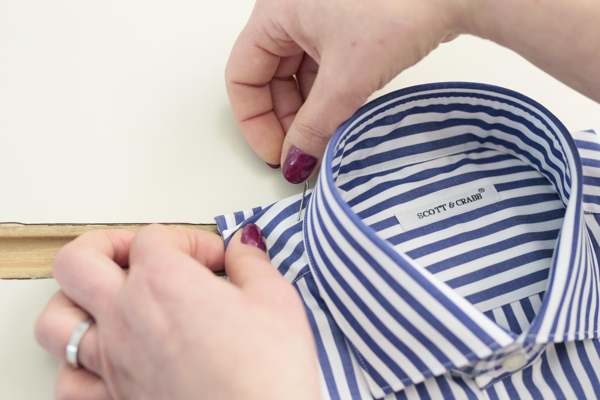 new product 8632b 5ce57 Camicia su misura? Ecco perché preferirla! - Scott & Crabb