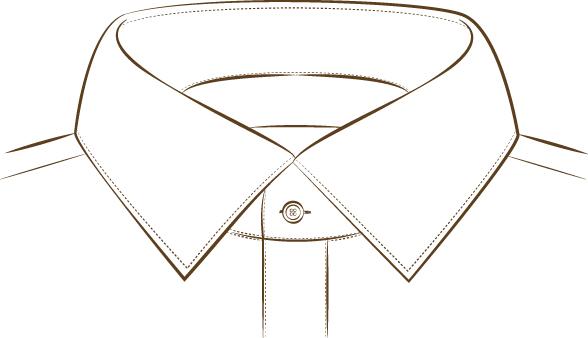 comprare on line 51ea7 f2539 Colletto Camicia: quale scegliere? - Scott & Crabb