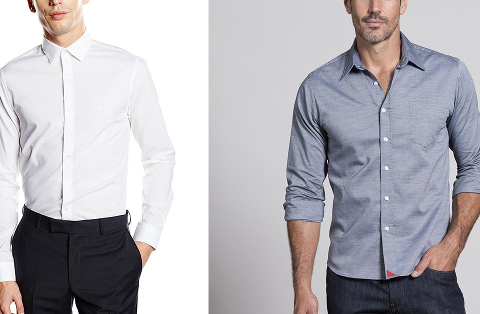 Camicia Fuori Dentro Pantaloni