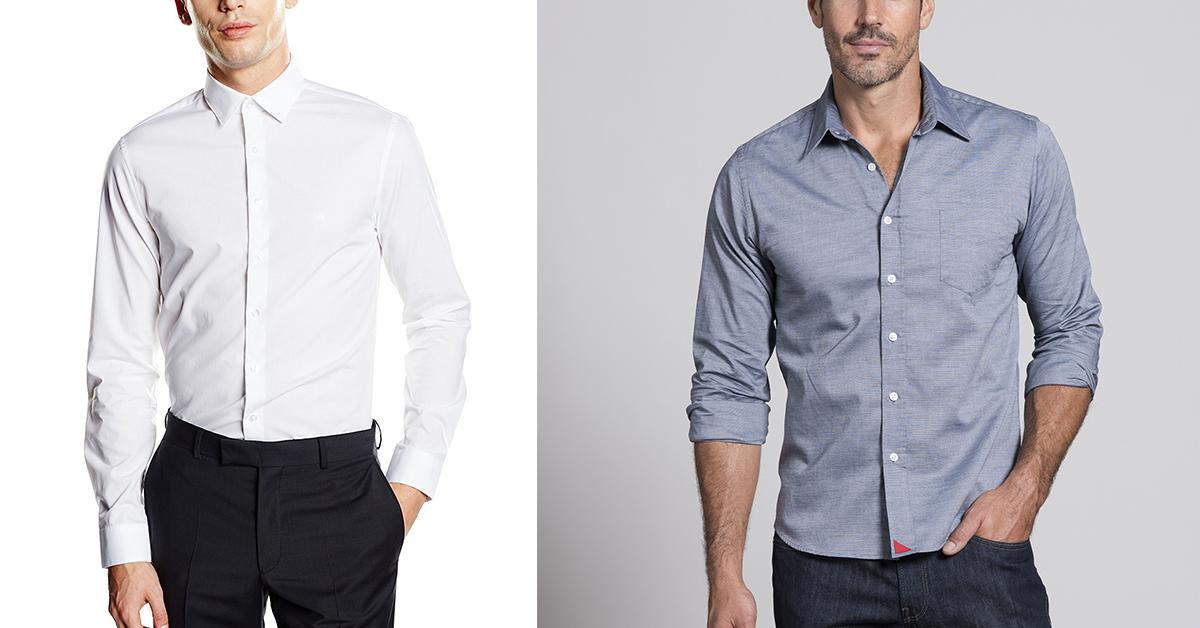 l'atteggiamento migliore 02a16 bee0d Camicia-Fuori-Dentro-Pantaloni - Scott & Crabb